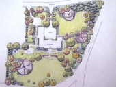 Full Property Landscape Design Dayton Ohio