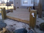 Dayton Ohio Custom Deck Installation